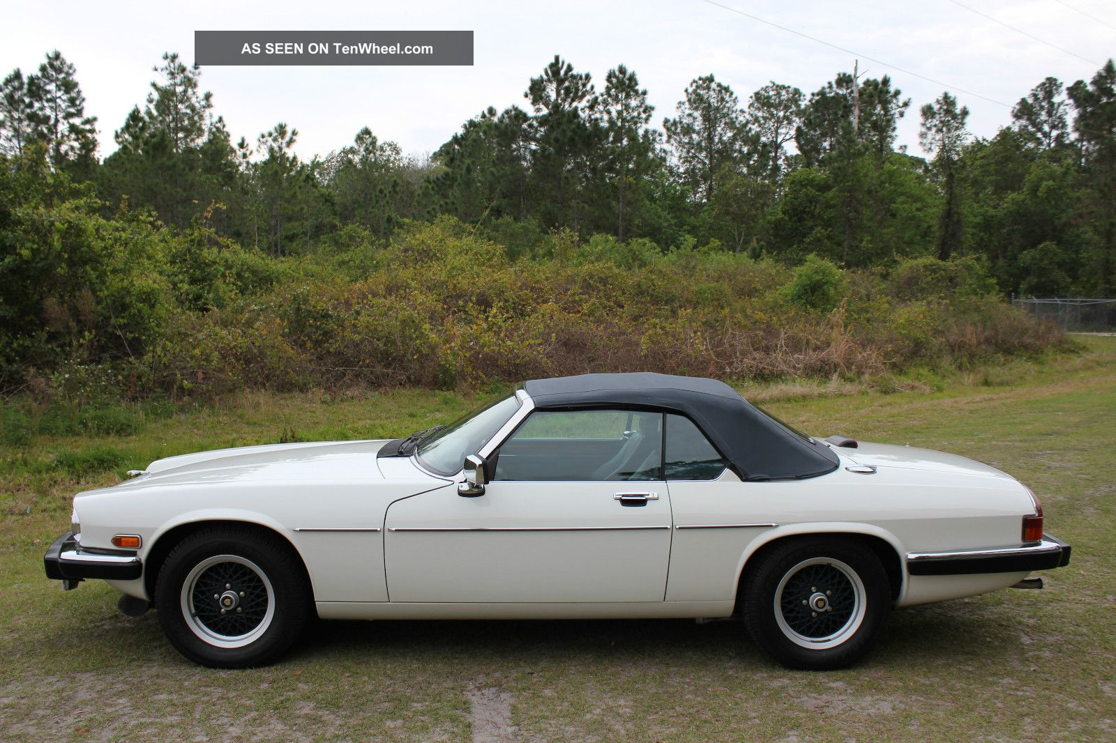 1990 Jaguar Xjs Convertible V12 2 Door 5 3l Make Me An Offer Engine Wiring
