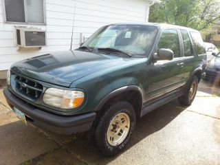 1996 Ford Explorer Sport 4x4 V6 4.  0l photo