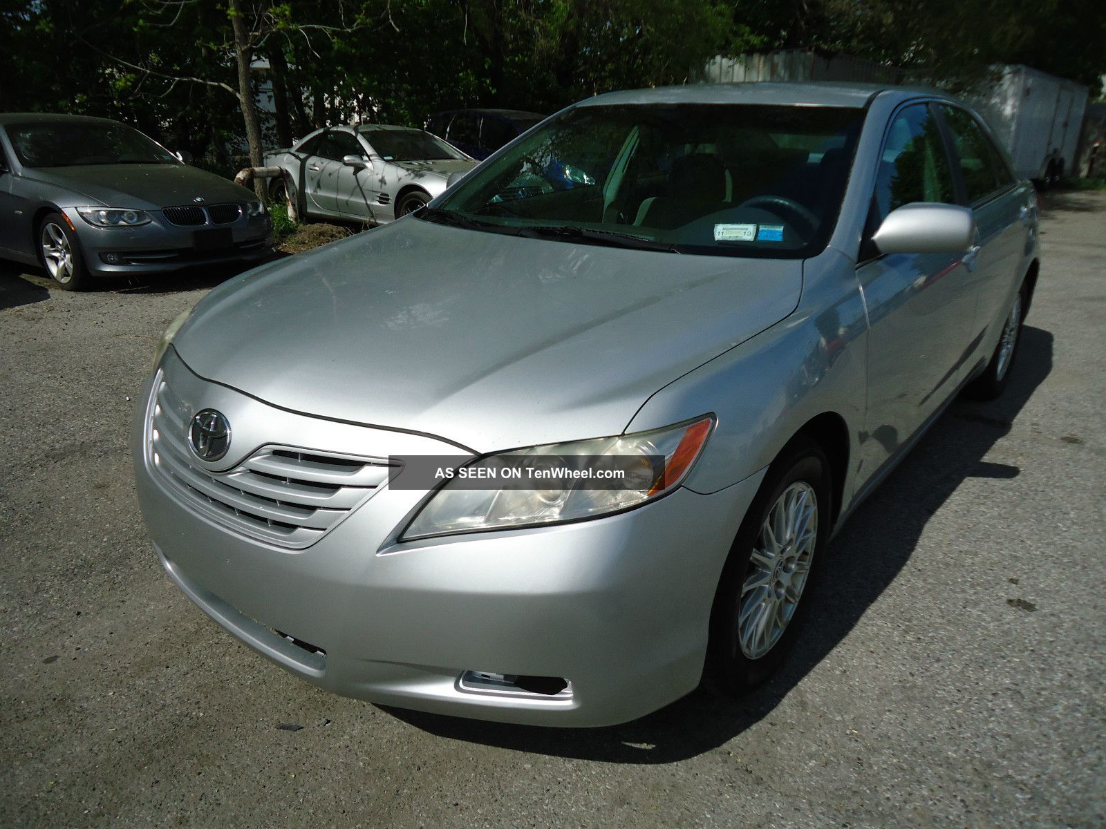 2007 Toyota Camry Le Sedan 2. 4l 4cyl. Drives Great