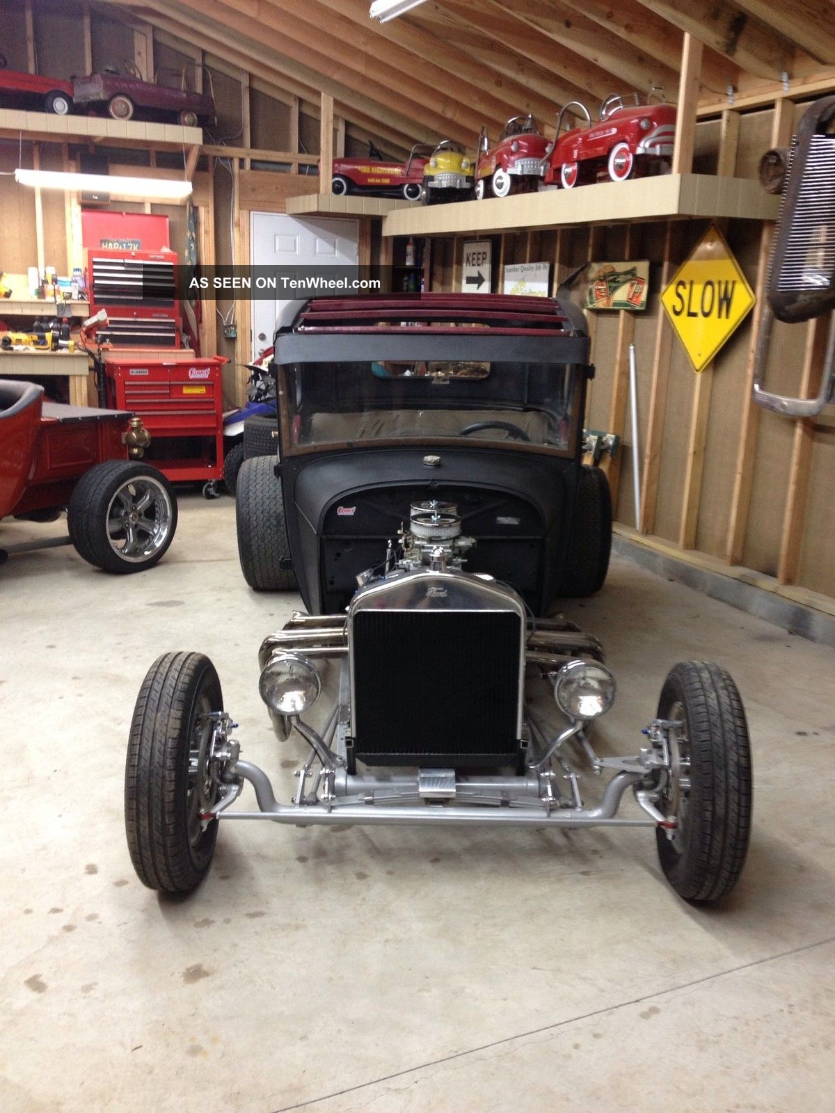 Springfield Buick Gmc >> 1923 1928 Ford Model T Street Rod Hot Rod Rat Rod Real Henry Steel