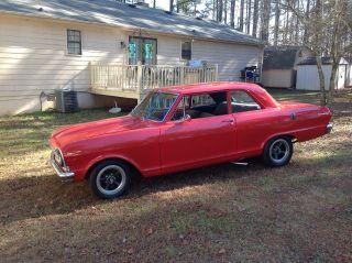 1965 Nova Chev 2 Great Looking Car 383 Mild Strocker. photo