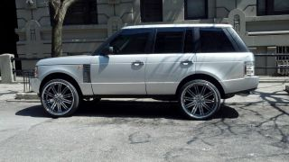2004 Range Rover Hse With 26