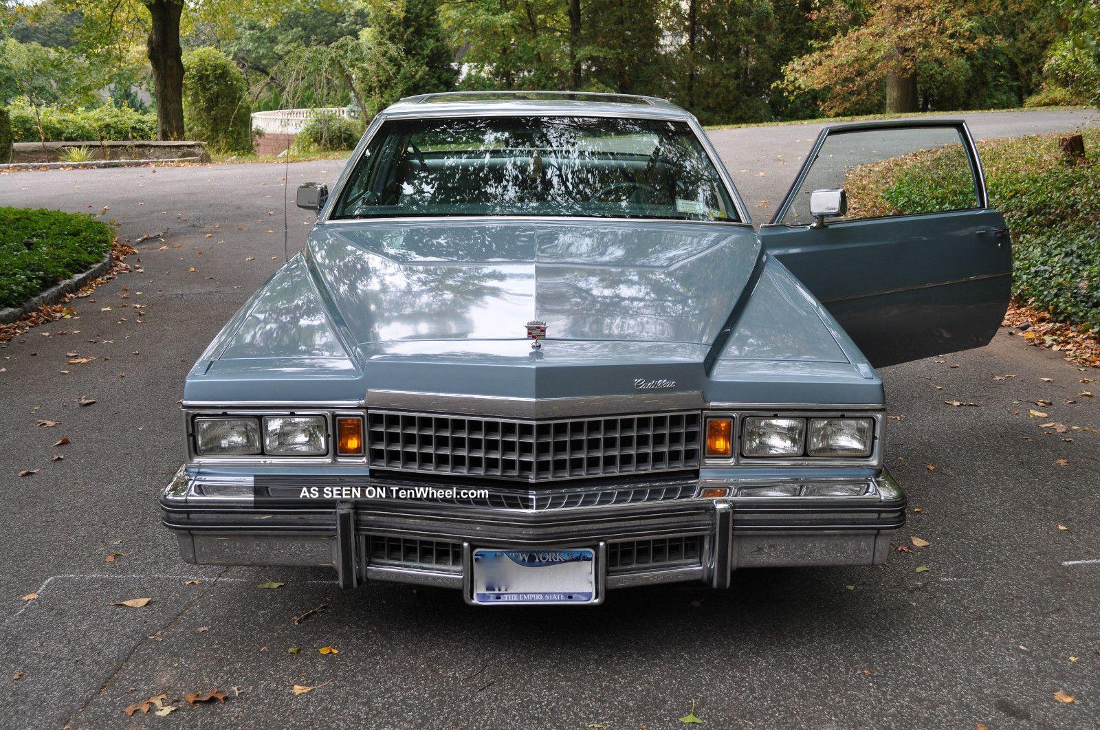 1978 Cadillac Coupe Deville DeVille photo