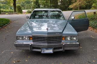 1978 Cadillac Coupe Deville photo