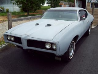 1968 Gto Lemans photo