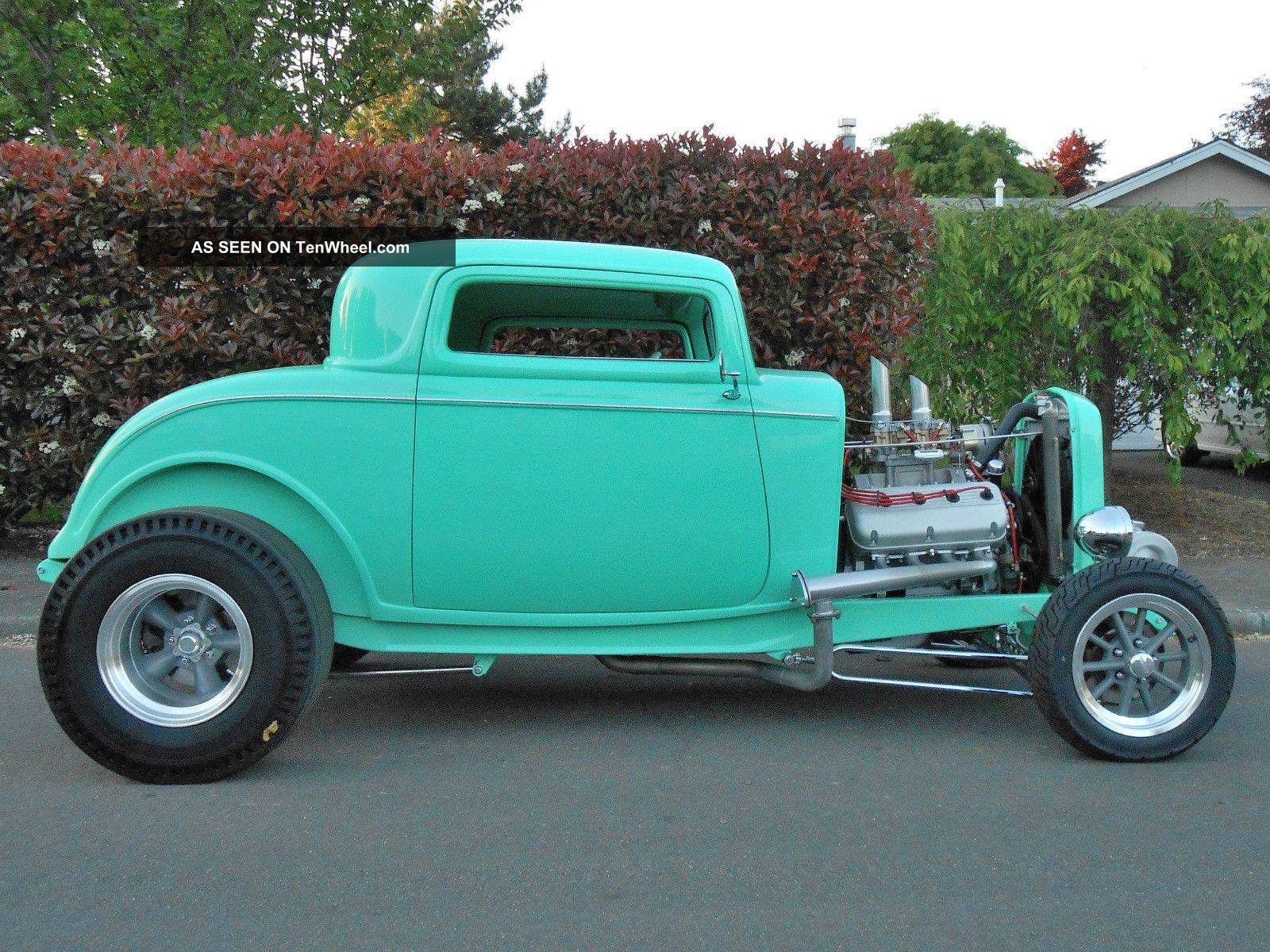 1932 Ford Chopped - 3window - - Hotrod - Hemi - Gasser Other photo