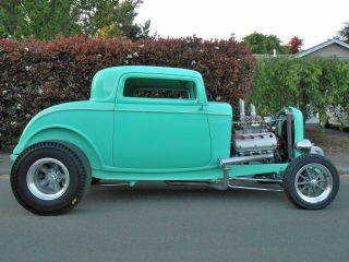 1932 Ford Chopped - 3window - - Hotrod - Hemi - Gasser photo