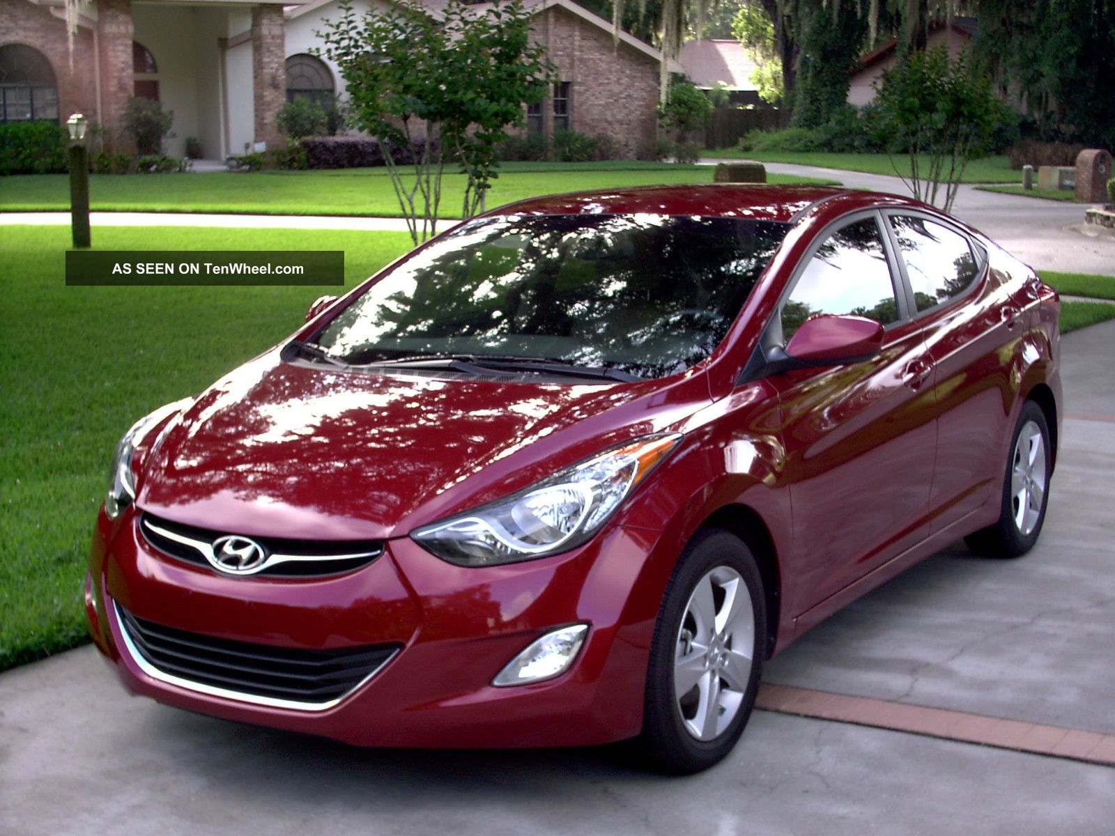 pictures 2013 hyundai elantra - photo #34