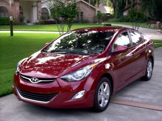 2013 Hyundai Elantra Gls Sedan 4 - Door 1.  8l photo