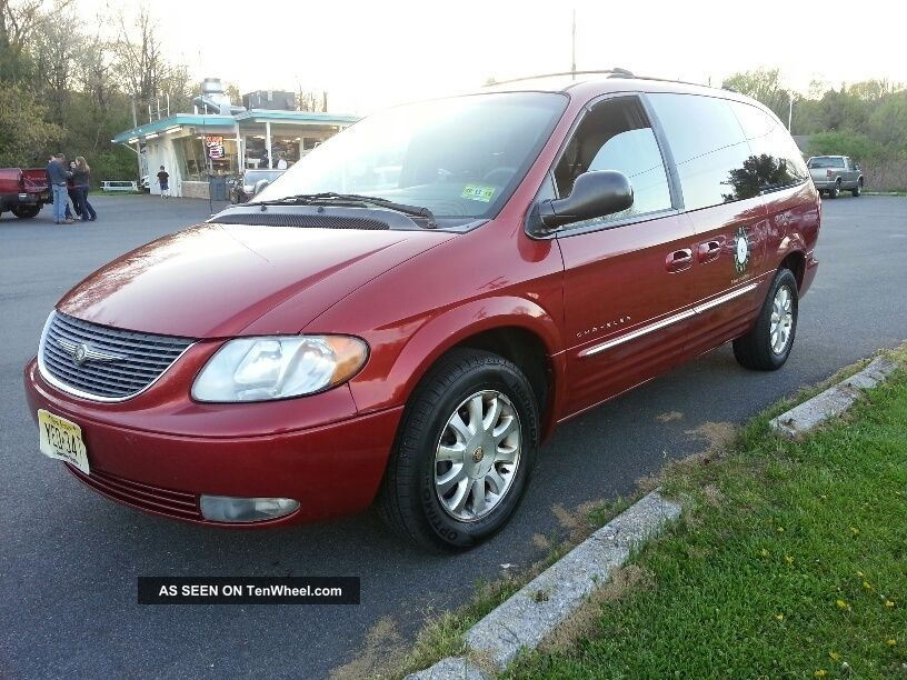 2001 chrysler town and country town country photo. Cars Review. Best American Auto & Cars Review