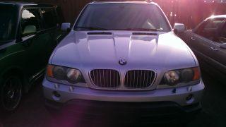 2001 Bmw X5 4.  4l photo