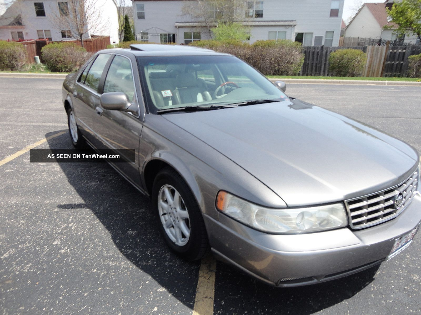 1999 cadillac seville sts sedan 4 door 4 6l. Cars Review. Best American Auto & Cars Review