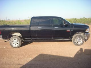 2011 Dodge Ram 3500 Hd Mega Cab 4x4 Lone Star Edition photo