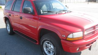 2000 Dodge Durango Slt 4x4 - - 3rd Row - - 5.  9 360 - - Loaded, photo