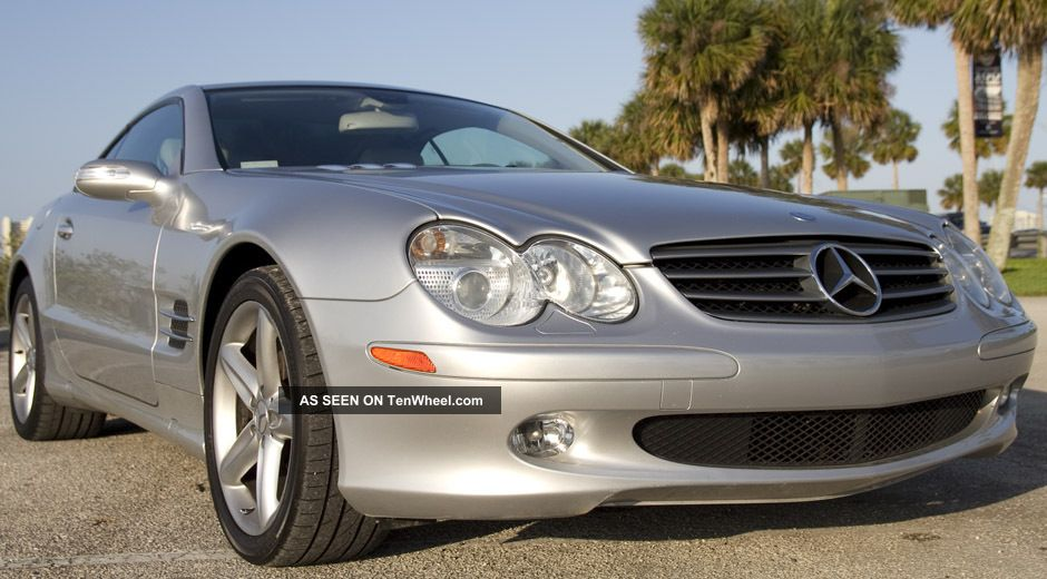 2005 mercedes benz sl500 hardtop convertible for 2005 mercedes benz sl500
