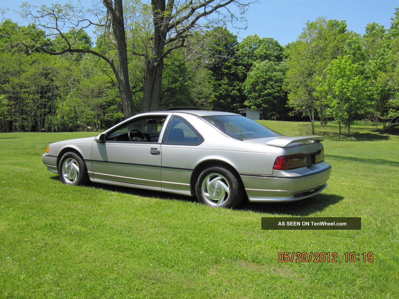 Thunderbird Coupe 1990 Thunderbird photo