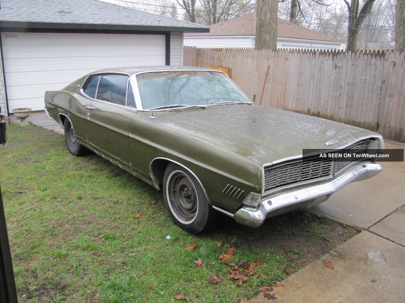 1968 ford xl galaxie 500 fastback. Cars Review. Best American Auto & Cars Review
