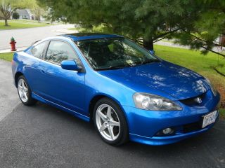 2005 Acura Rsx Type - S, ,  No Accidents,  Garage - Kept,  Maintenance Records photo
