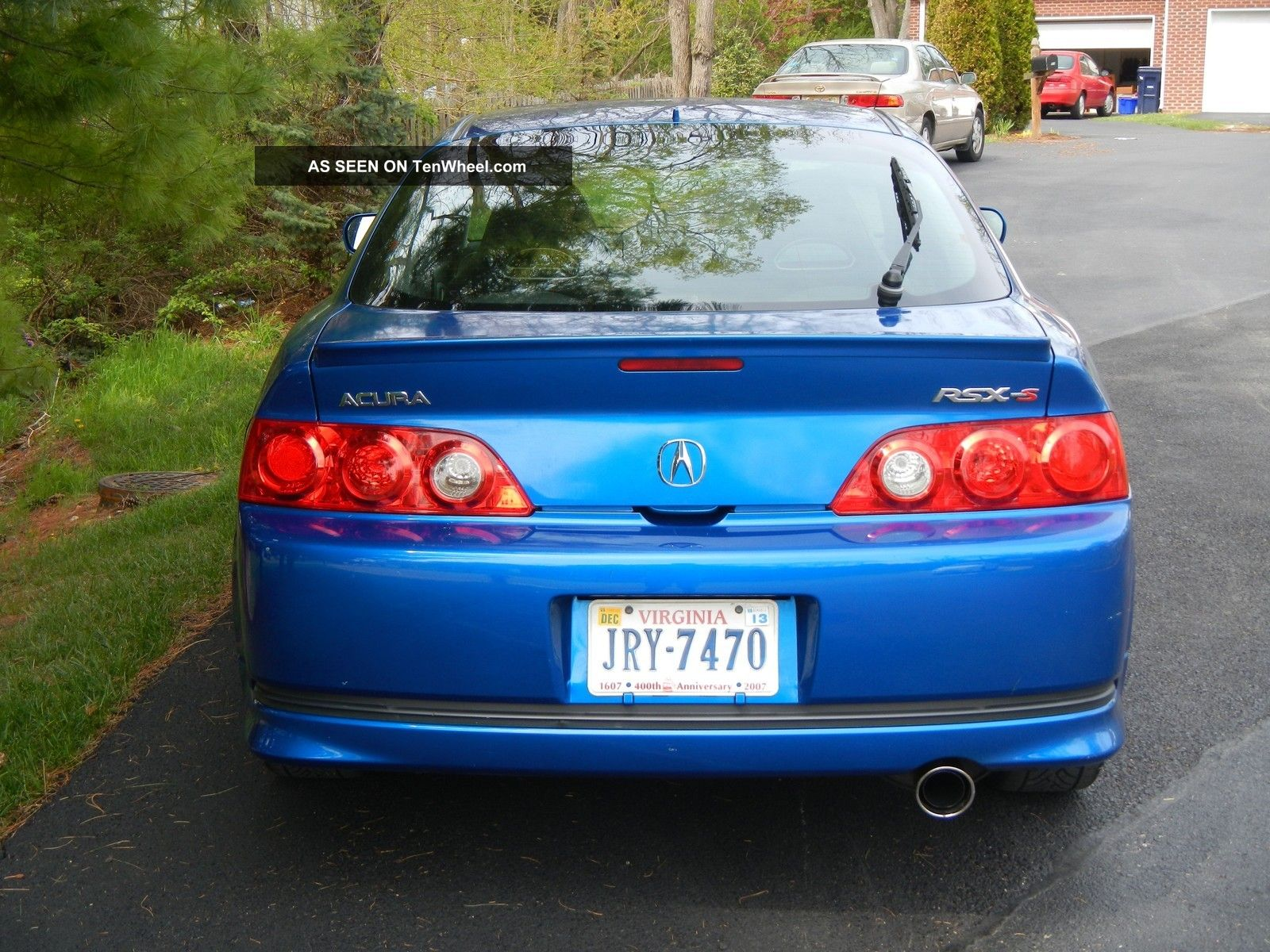 2005 Acura Rsx Type S No Accidents Garage Kept