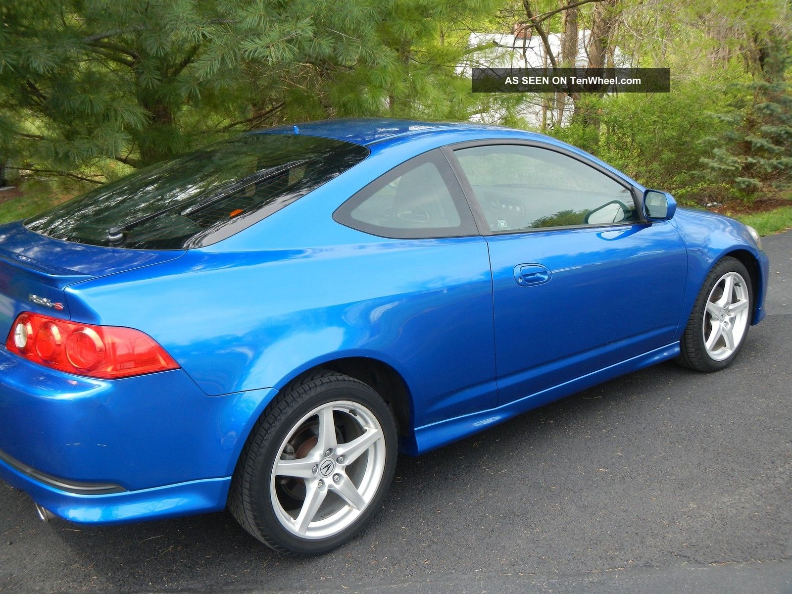 2005 Acura Rsx Type - S, , No Accidents, Garage - Kept, Maintenance Records