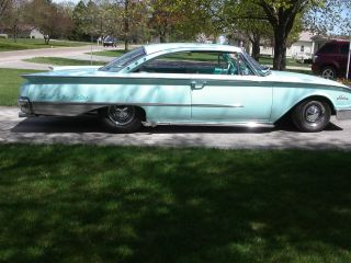 1960 Ford Starliner Needs Nothing Ghost Flames And Paint photo