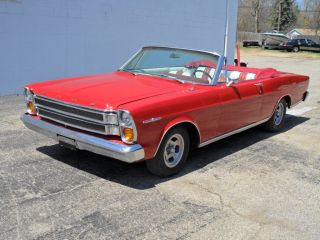 1966 Galaxy Xl Convertible 390 4 Bbl Automatic photo