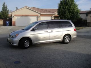 2009 Honda Odyssey Ex - L Mini Passenger Van 4 - Door 3.  5l photo
