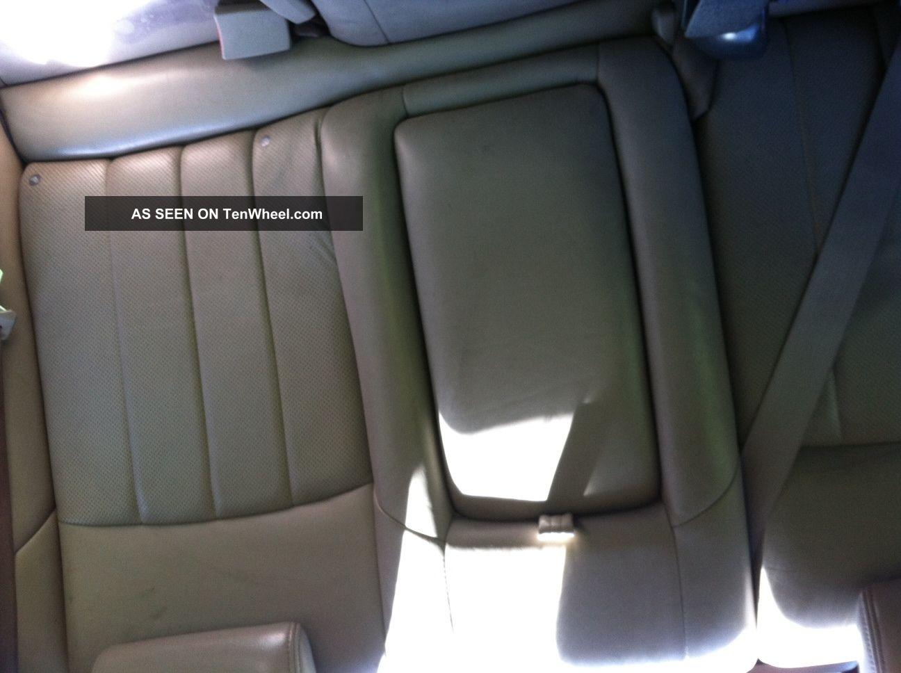 Custom 2003 Lincoln Ls 22 Inch Rims LS photo