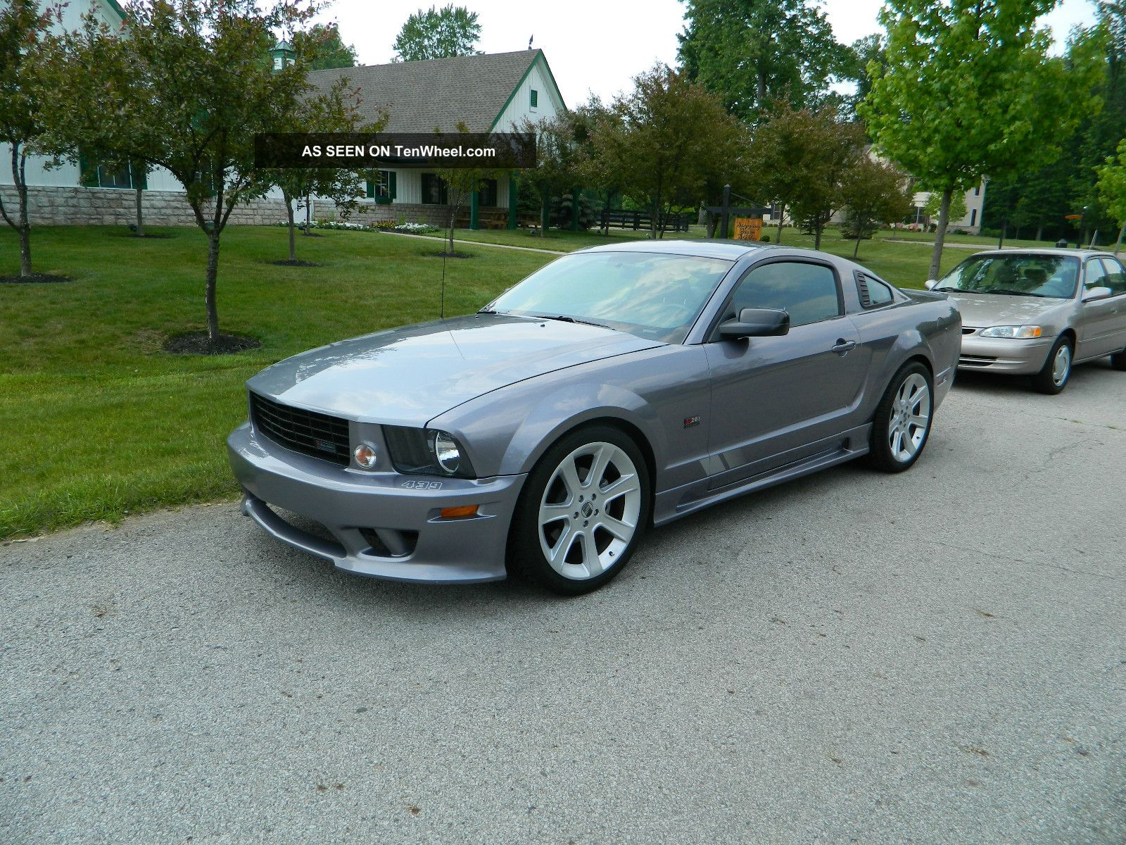 2007 Saleen Mustang Supercharged