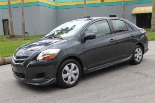 2007 Toyota Yaris S Us Bankruptcy Court No Accident photo