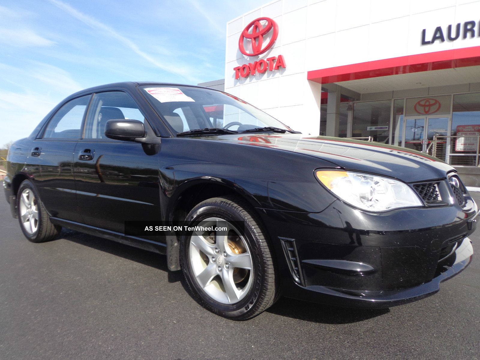 2007 Subaru Impreza 2.  5i 4 Cylinder 2.  5l Awd Automatic 83k Video Impreza photo