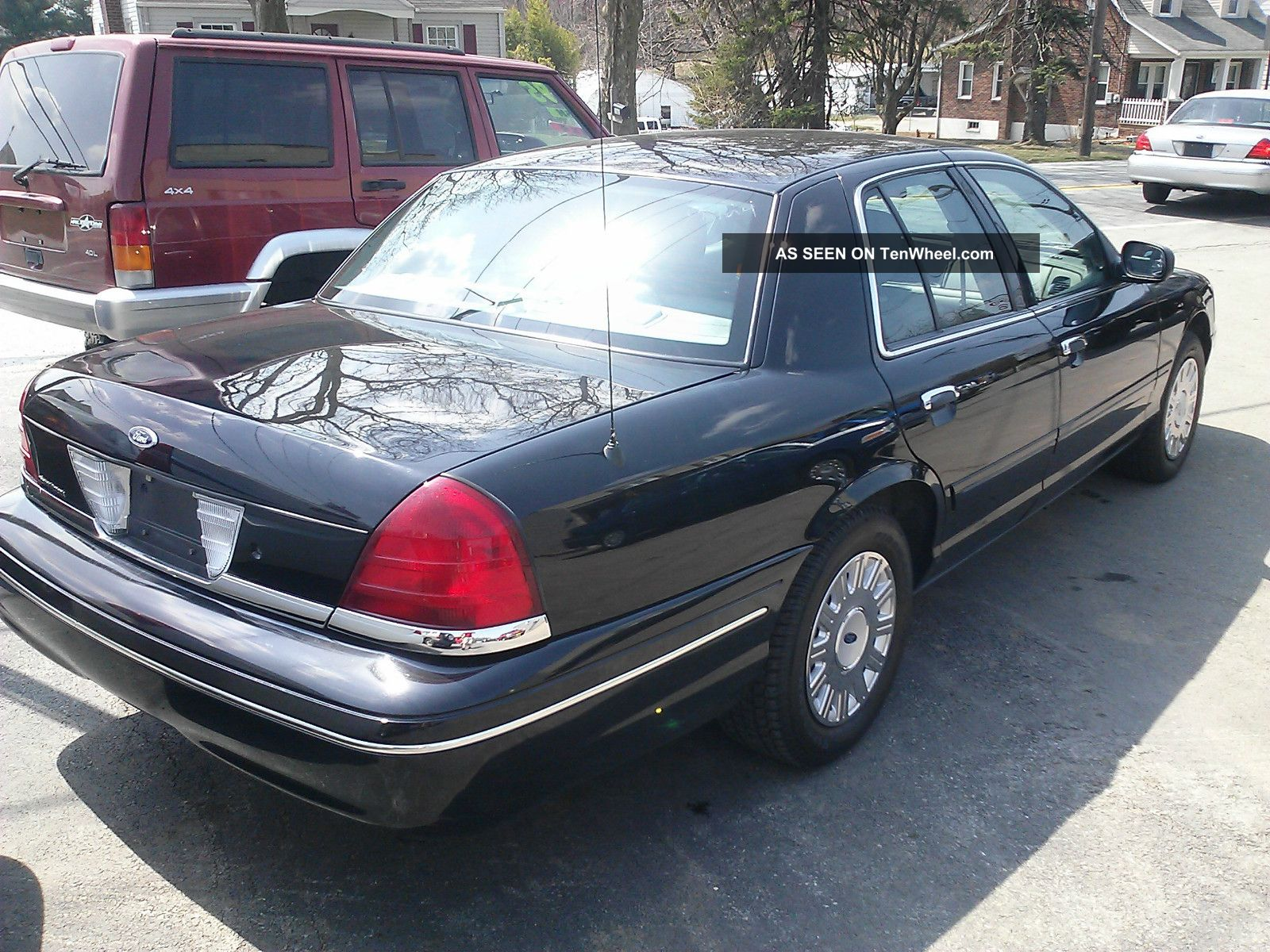 2005 ford crown victoria police package very. Black Bedroom Furniture Sets. Home Design Ideas