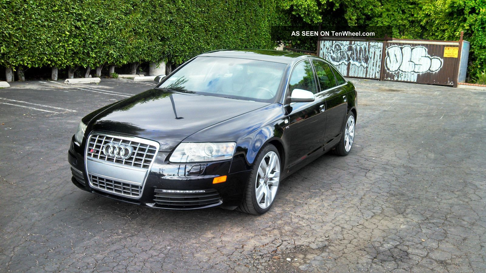 2007 Audi S6 Prestige Sedan 4 - Door 5.  2l Car Trade S6 photo
