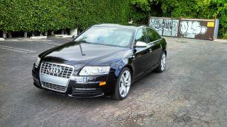 2007 Audi S6 Prestige Sedan 4 - Door 5.  2l Car Trade photo