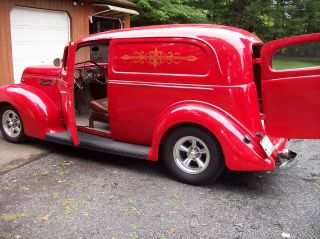 1939 Ford,  Ford Sedan Delivery. photo