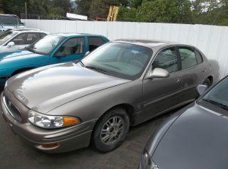 2003 Buick Lesabre Custom Sedan 4 - Door 3.  8l photo