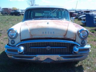 1955 Buick Century Estate Wagon. .  Cool Oldie photo