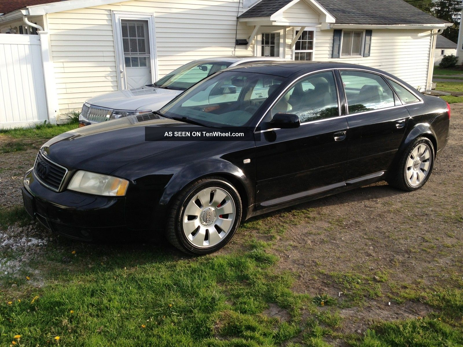 2000 audi a6 quattro base sedan 4 door 4 2l. Black Bedroom Furniture Sets. Home Design Ideas