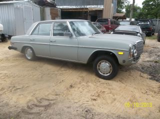 Rare 1975 Mercedes Benz 240 D Diesel 337a75 photo