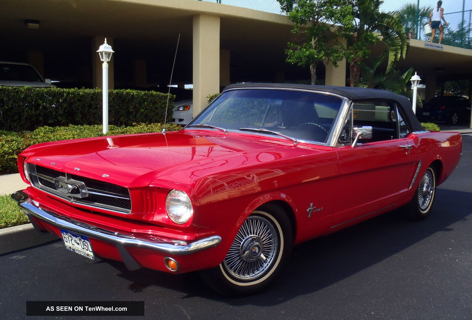 1964 1 2 ford mustang convertible car autos gallery. Black Bedroom Furniture Sets. Home Design Ideas