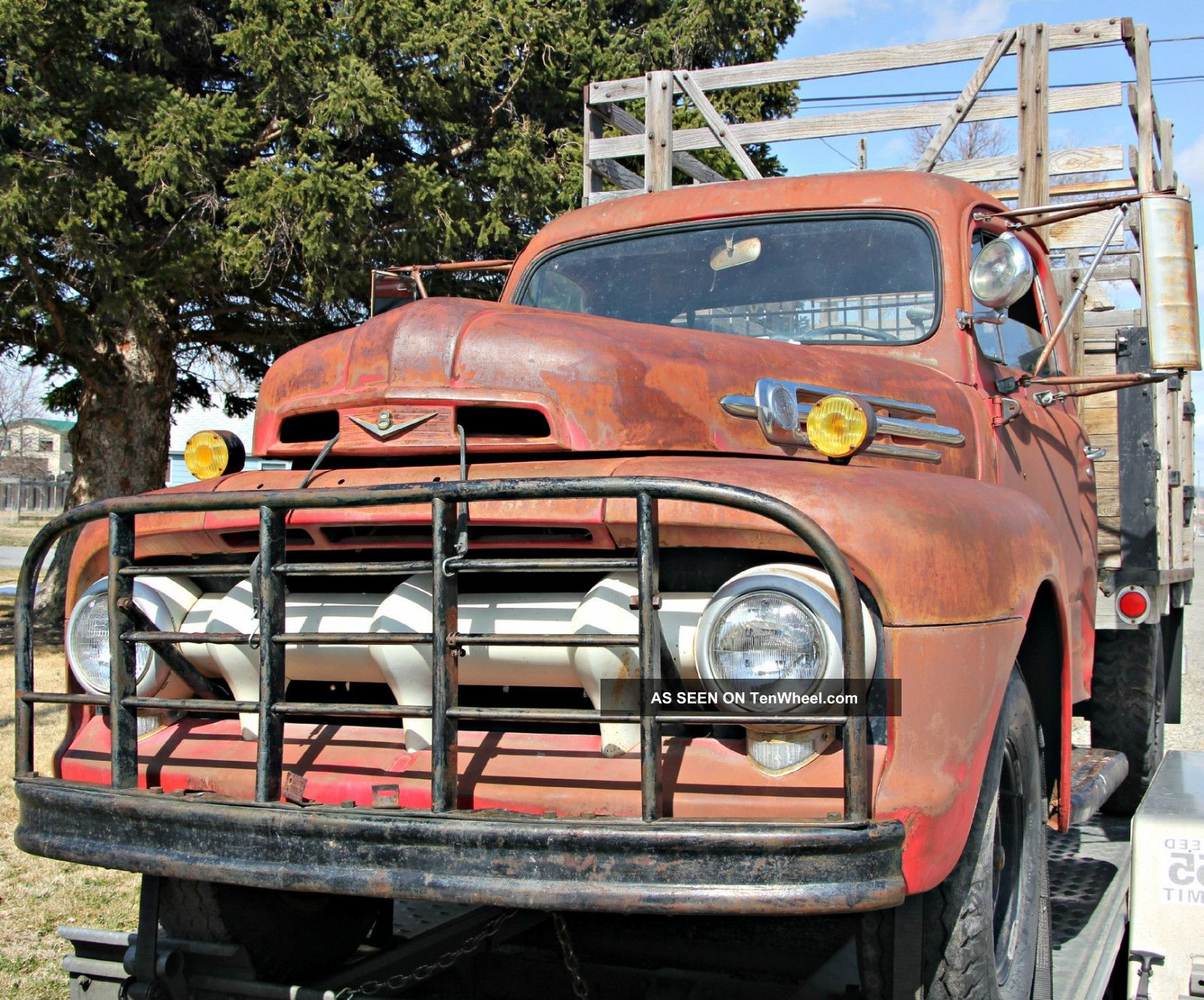 1952 F3 Ford Pickup With Flathead V8 Other Pickups photo