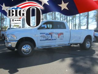 2012 Dodge Ram 3500 Crew Cab Limited 800 Ho 4x4 Lowest In Usa B4 You Buy photo