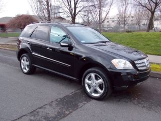 2008 Mercedes - Benz Ml320 Cdi Sport Utility 4 - Door 3.  0l photo