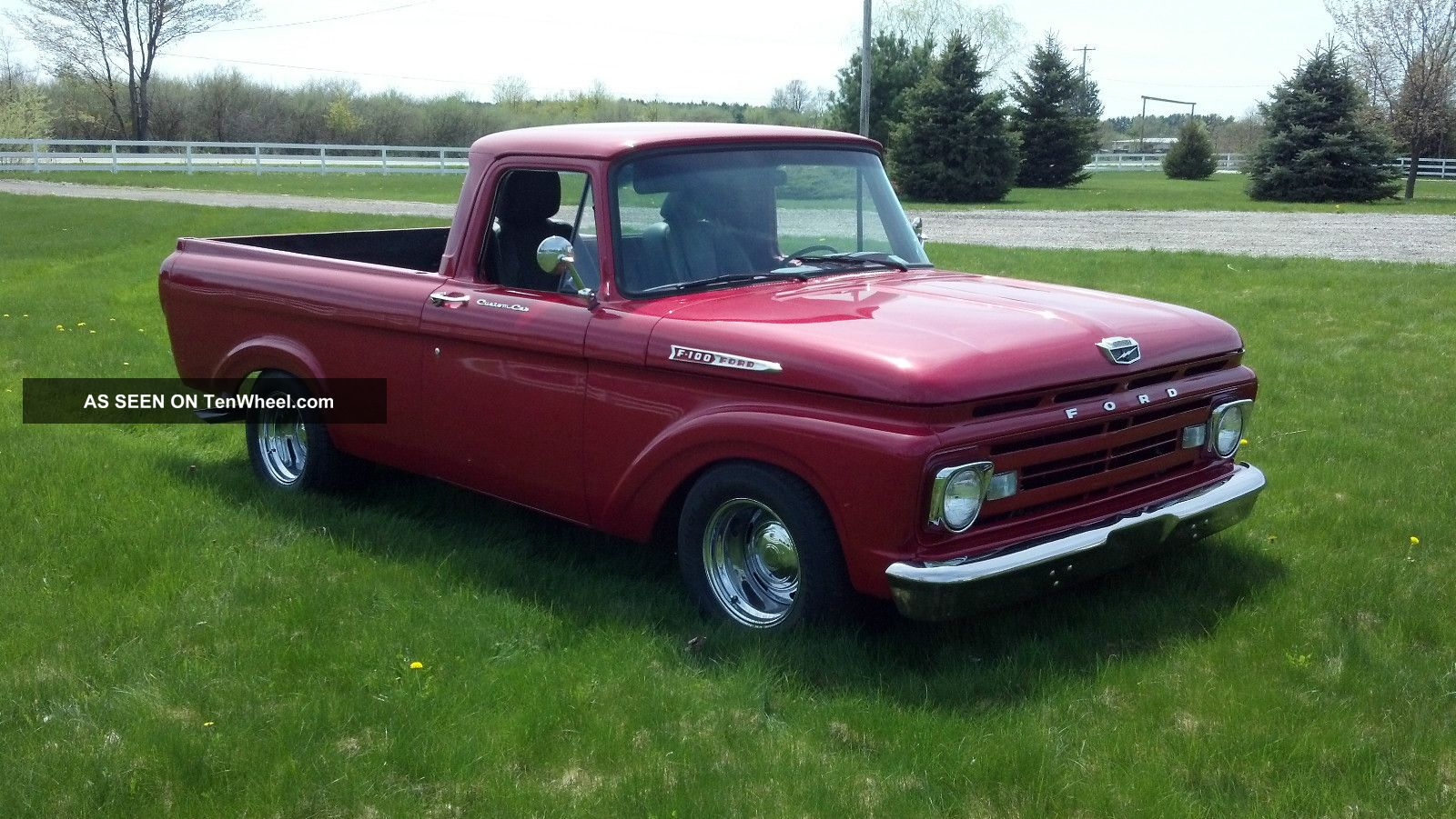 Ford Pickup Unibody 1961 Chevy Truck Lifted Photos
