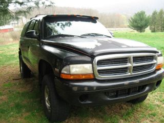 1998 Dodge Durango Slt 5.  2l Runs Good,  Needs Tranny Work photo