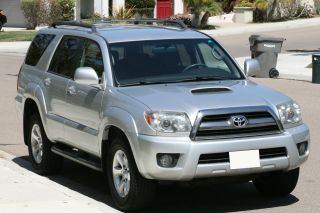 2007 Toyota 4runner Sport Sport Utility 4 - Door 4.  0l photo