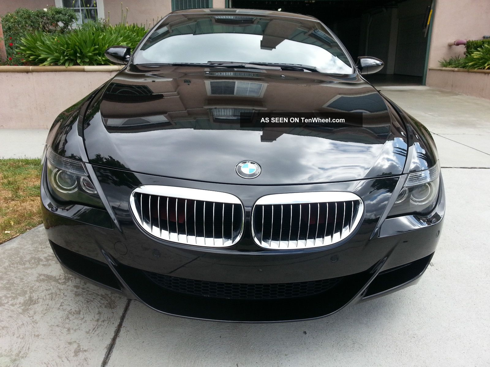 Bmw M6 Carbon: 2007 Bmw M6 Coupe. Immaculate. Carbon. Many Upgrades