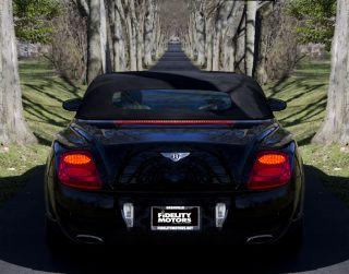 2007 Bentley Continental Gtc Convertible 2 - Door 6.  0l photo