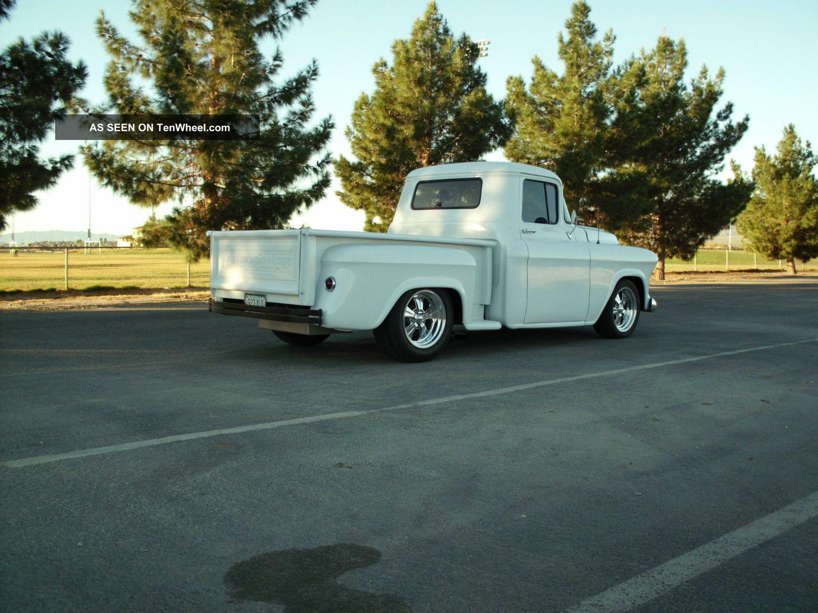 57 Chevy Pickup Lookup Beforebuying 1957 Truck 4x4 55 56 Trucks