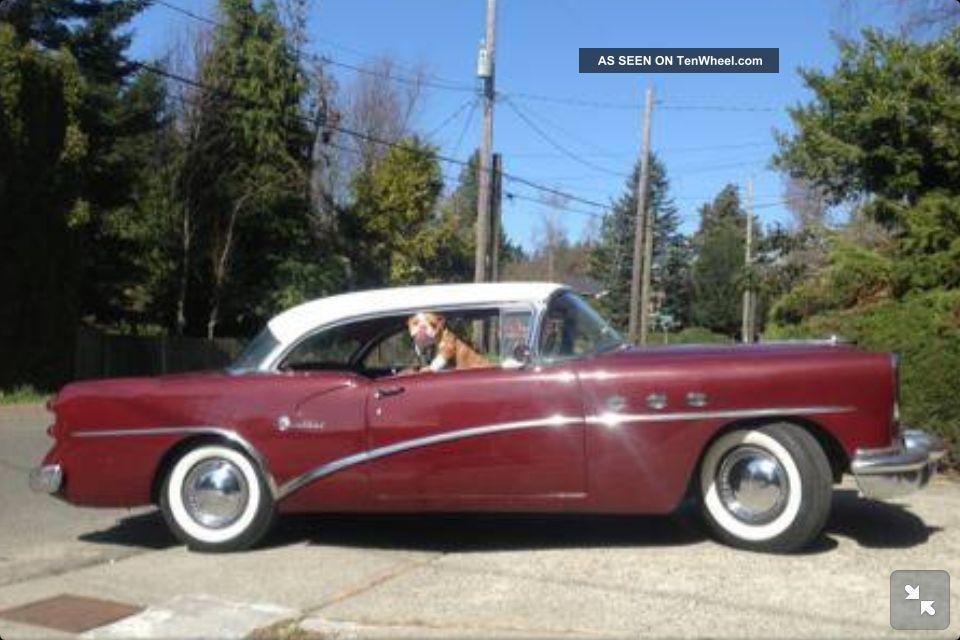 1953 Buick Century 2 Door Hardtop Riviera photo